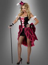 Sexy Pariser Showgirl Kostüm