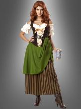 Schankmaid Mittelalterkleid
