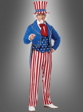 Uncle Sam costume deluxe