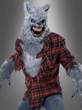Werwolf Kostüm mit Motion Maske