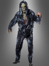 Rotted Zombie Men Costume