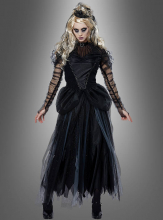 Dark Princess Dress Adult