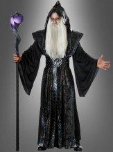 Black Sorcerer Costume