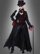 Vampire Lady Costume Deluxe