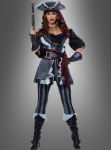 Deluxe Pirate Costume Lady Blackheart