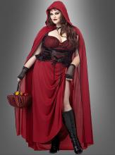 Rotkäppchen Kostüm XXL