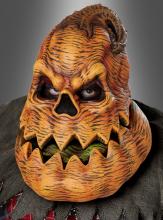 Psycho Pumpkin Big Mouth Mask