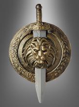 Gladiator Schild und Schwert groß
