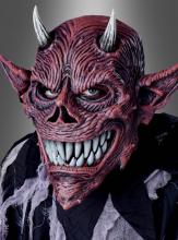 Teufelsmaske Ani-Motion