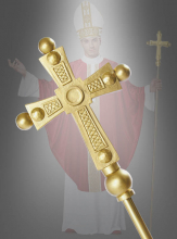 Priesterstab Ferula Kreuzstab 165 cm
