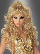 Blonde Seduction Wig