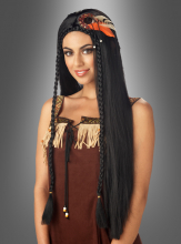 Sexy Indian Princess wig