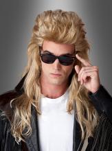 80er Rockstar Perücke