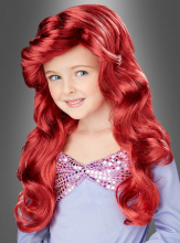 Little Mermaid Wig Children