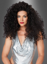 Disco Diva Curly Wig