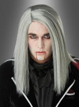 Grey Vampire Wig