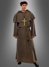 Brother Jacob Monk Costume for Men