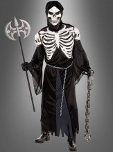 Skeleton Robe Adult