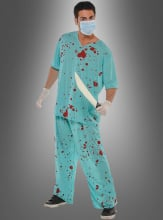 Horror Doctor Halloween Costume