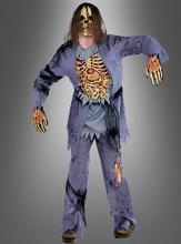 Zombie Leiche Kostüm