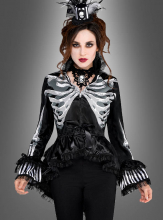 Gothic Skeleton Jacket