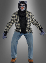 Men Werewolf Costume XXL
