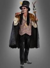 Hexenmeister Voodoo Kostüm für Herren