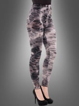 Tattered Zombie Leggings