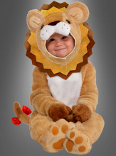 Plush Costume Lion for Children