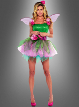 Sexy Flower Fairy Costume