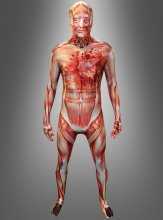 Beating Heart Muscle Morphsuit