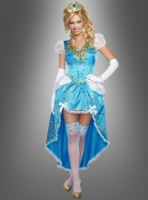 Fairy Tale Ball Dress blue
