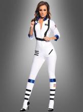 Sexy Raumfahrerin Kostüm