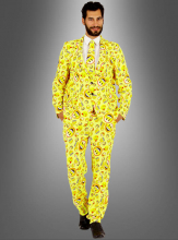 Fun Suit Emoticon Smiley
