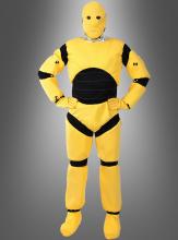 Crash Test Dummy Kostüm
