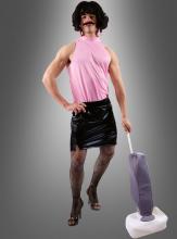 Hausfrau Video Rockstar Kostüm