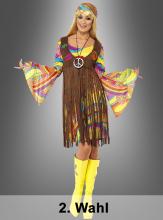 2. Wahl Hippiekostüm Sunny