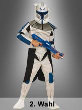 Clone Trooper Captain Rex 2. Wahl Kinderkostüm