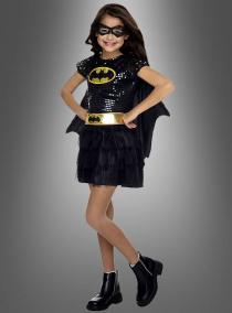 Batgirl Kleid für Mädchen