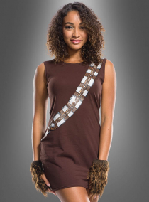 Star Wars Chewbacca Kleid