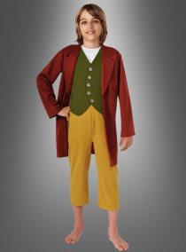 Bilbo Hobbit Kinderkostüm