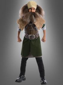 Dwalin Kinderkostüm aus Der Hobbit