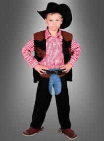 Cowboy John Kinderkostüm