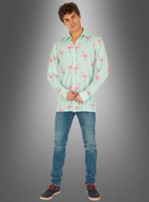 Flamingo Hemd