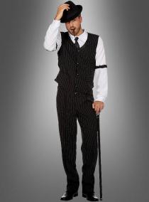 Lässiges Mafia Outfit für Herren