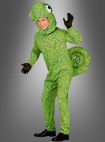 Chamäleon Kostüm für Erwachsene