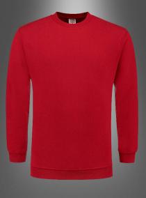 Roter Pullover für Erwachsene - auch Übergröße