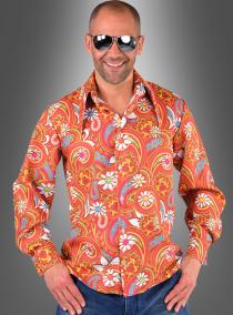 Schlagerparty Hemd für Herren Martin