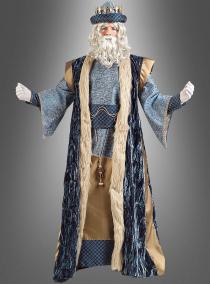 Deluxe König Kostüm