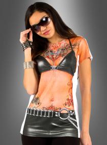 Tattoo Shirt Damen